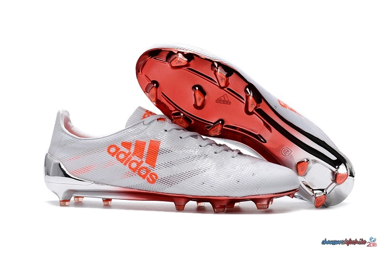 Adidas Adizero 99Gram Limited Edition FG Blanc Orange