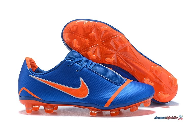 Nike Phantom Venom FG Bleu Orange