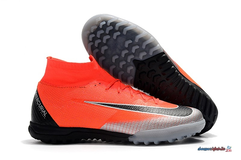 Nike Mercurial Superfly VI Elite CR7 TF Orange