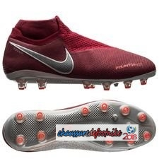 Nike Phantom Vision Elite DF AG PRO Rouge
