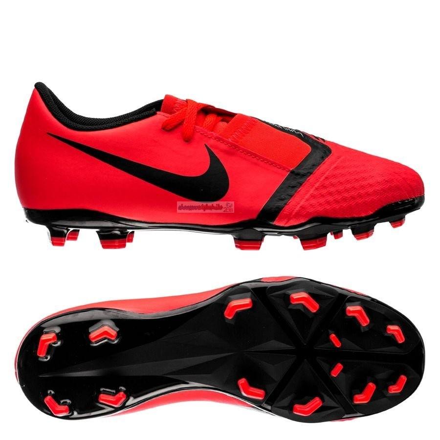 Nike Phantom Venom Academy Enfant FG Game Over Rouge Noir