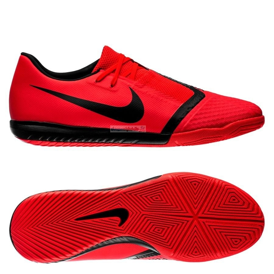 Nike Phantom Venom Academy IC Game Over Rouge Noir