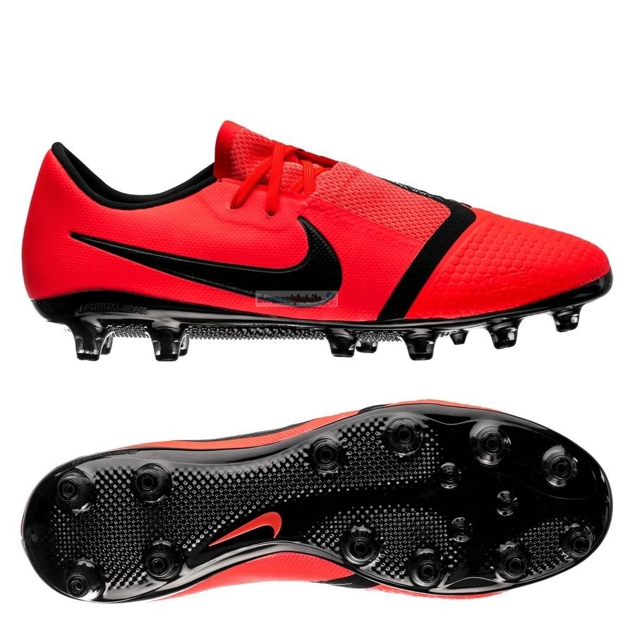 Nike Phantom Venom Pro AG PRO Game Over Rouge Noir