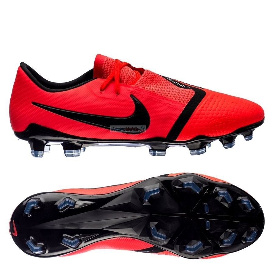 Nike Phantom Venom Pro FG Game Over Rouge Noir