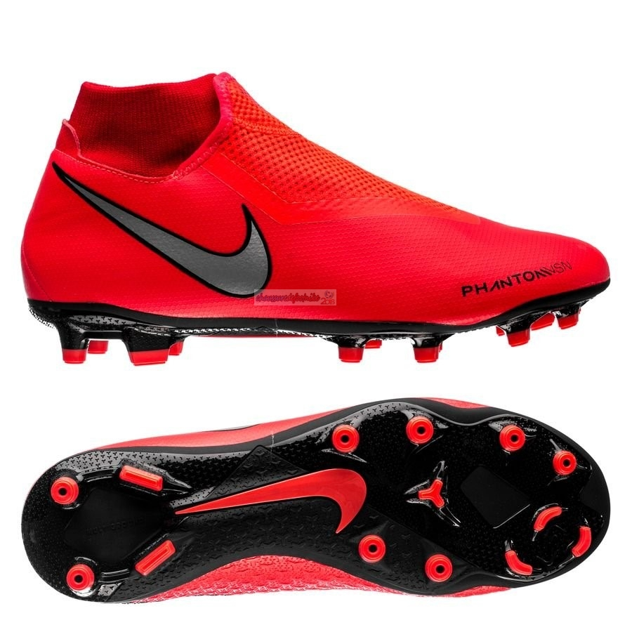 Nike Phantom Vision Academy DF MG Game Over Rouge