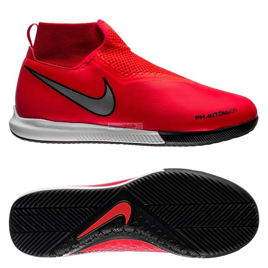 Nike Phantom Vision Academy Enfant DF IC Game Over Rouge Noir