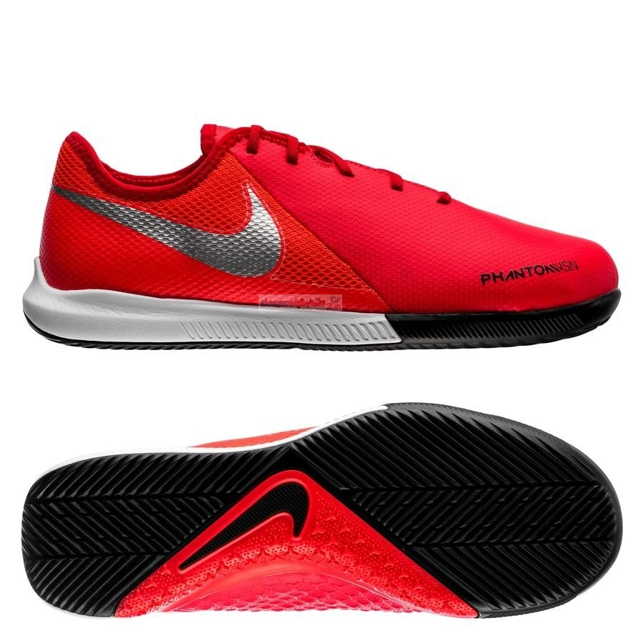 Nike Phantom Vision Academy Enfant IC Game Over Rouge