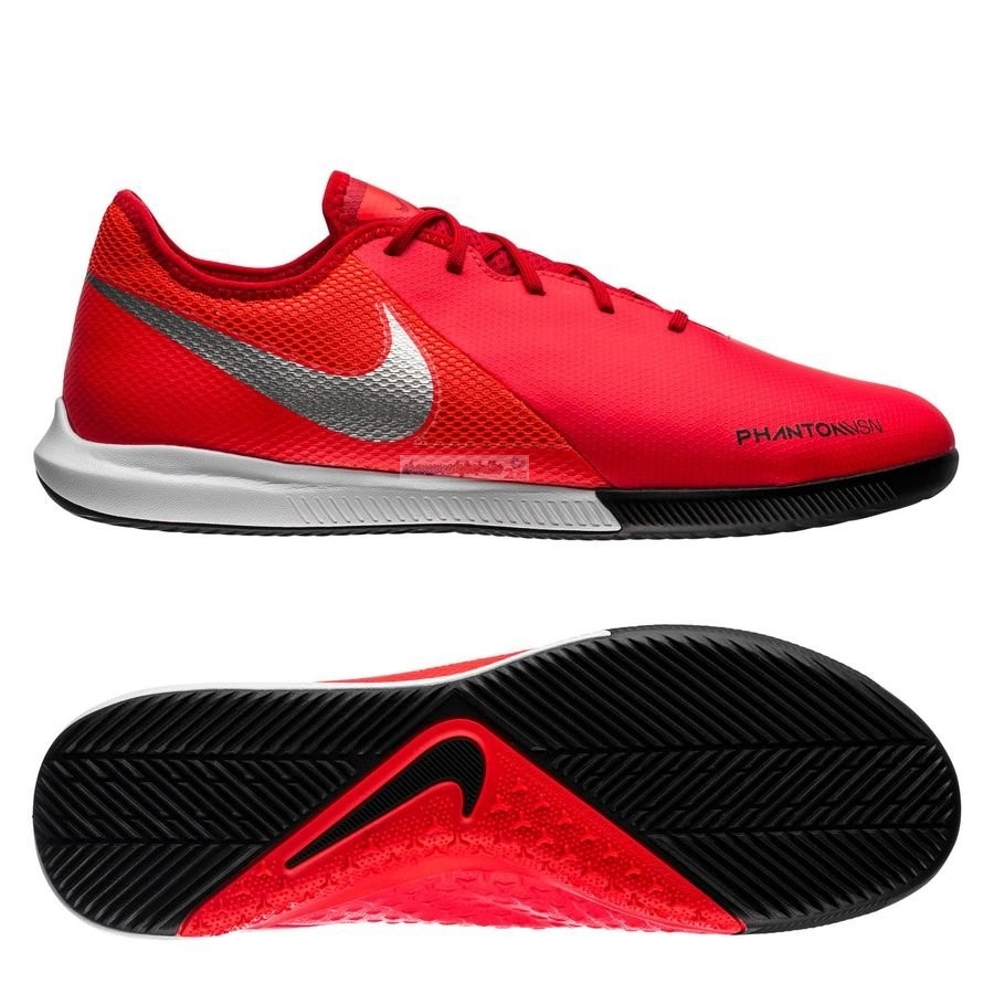Nike Phantom Vision Academy IC Game Over Rouge Argent