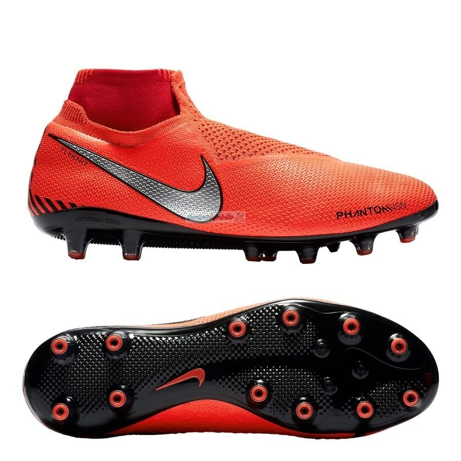 Nike Phantom Vision Elite DF AG PRO Game Over Orange