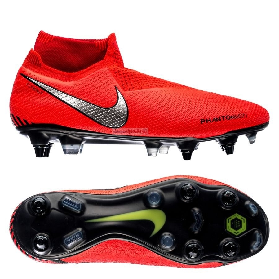 Nike Phantom Vision Elite DF SG PRO Anti Clog Game Over Rouge