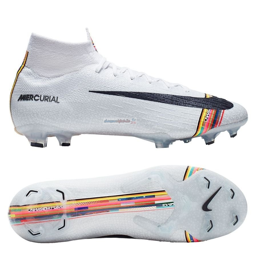 Nike Mercurial Superfly 6 Elite FG LVL UP Blanc