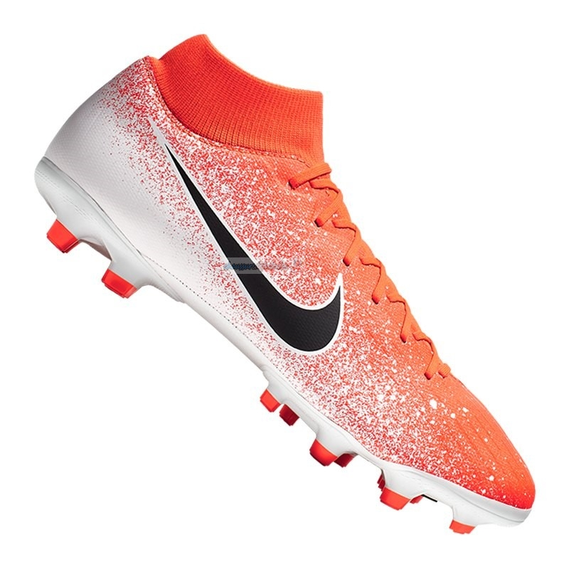 Nike Mercurial Superfly VI Academy MG Orange
