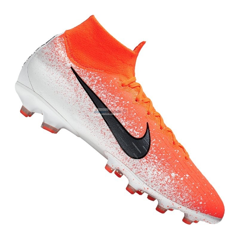 Nike Mercurial Superfly VI Elite AG Pro Orange