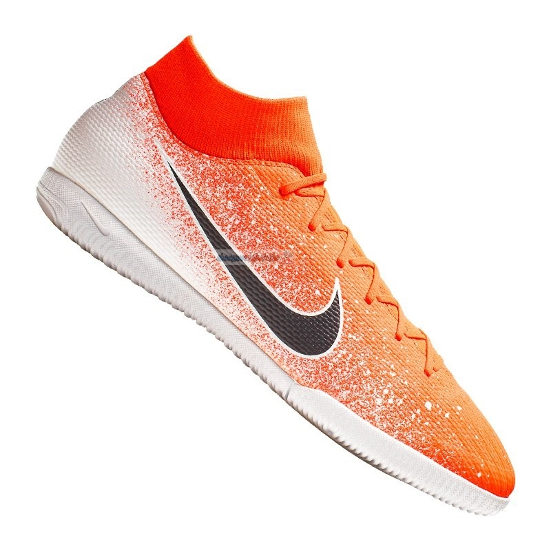 Nike Mercurial SuperflyX VI Academy IC Orange