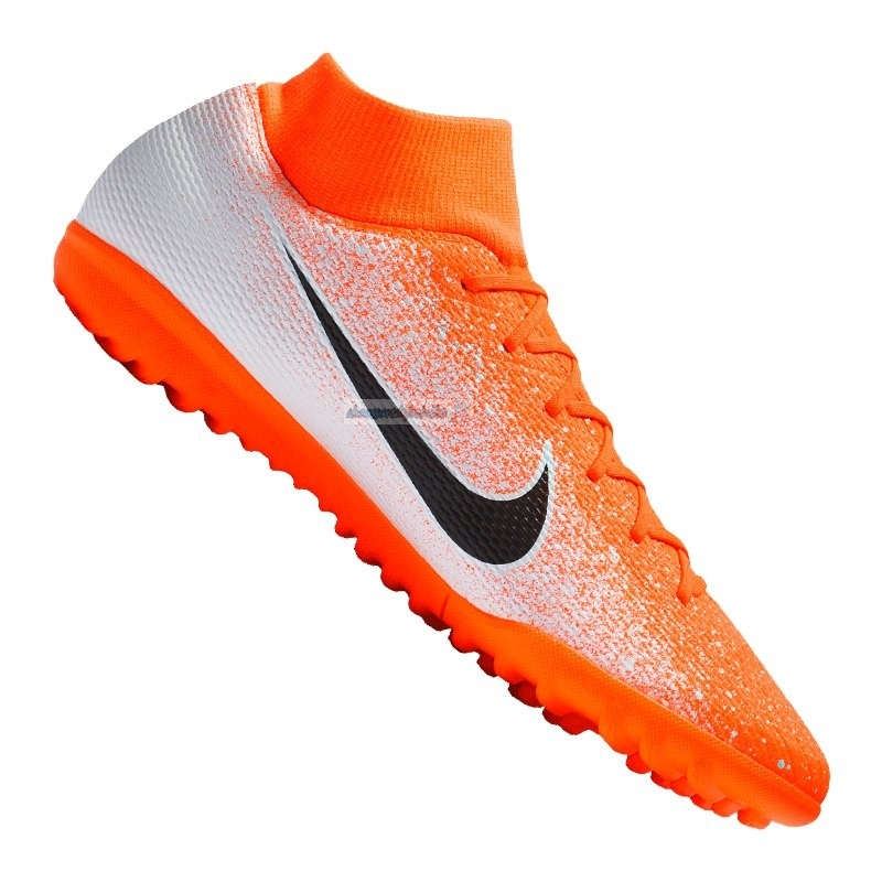 Nike Mercurial SuperflyX VI Academy TF Orange