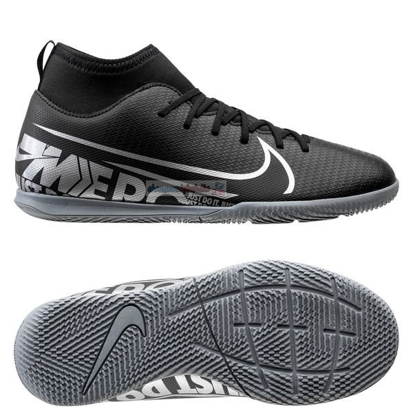 Nike Mercurial Superfly 7 Club IC Noir