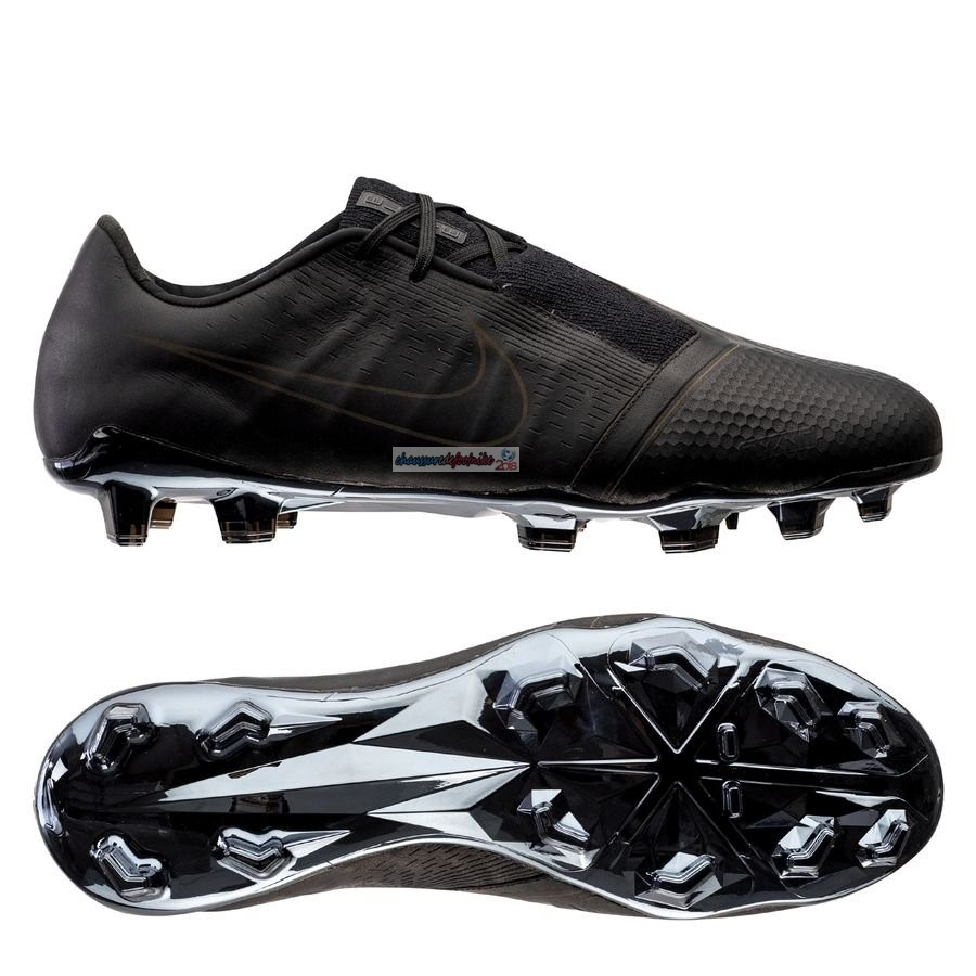 Nike Phantom Venom Elite Tech Craft FG Noir Brun