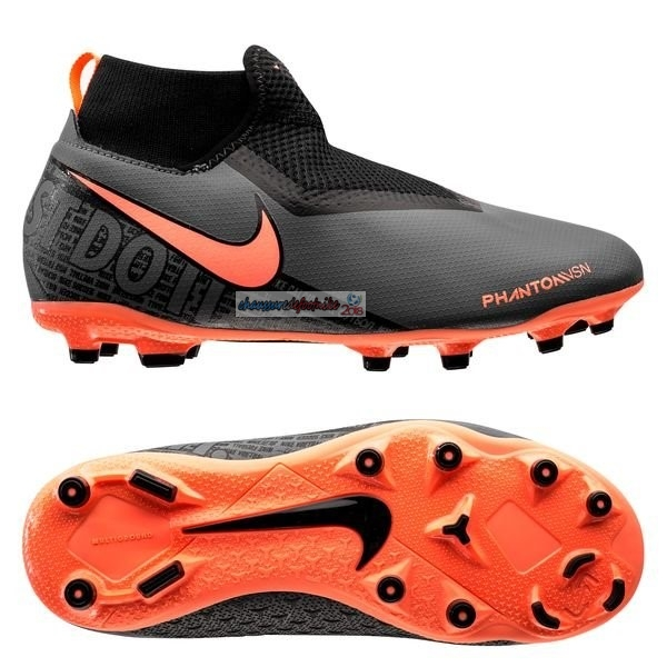 Nike Phantom Vision Enfant Academy DF MG Fire Noir