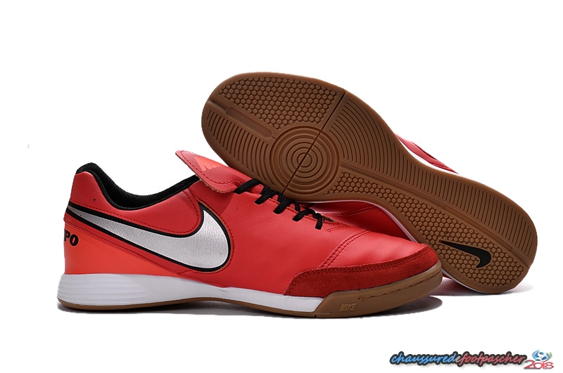 Nike Tiempo Mystic V INIC Rouge