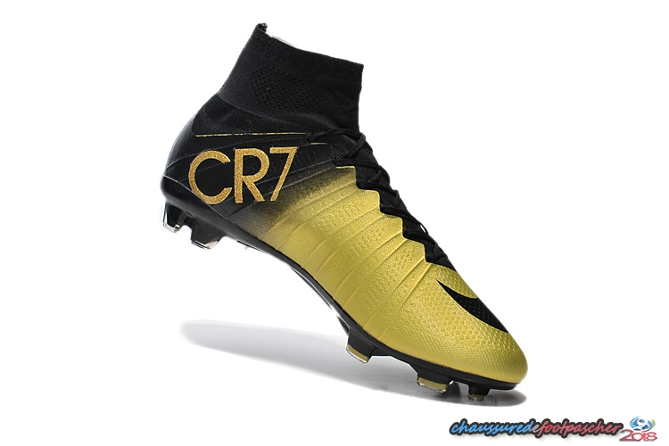 Nike Mercurial Superfly CR7 FG Bronce