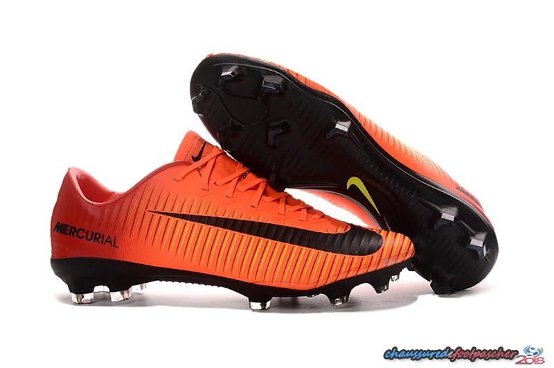 Nike Mercurial XI FG Orange