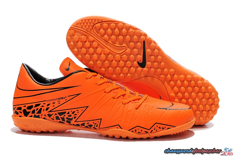 Nike HyperVenom II TF Orange
