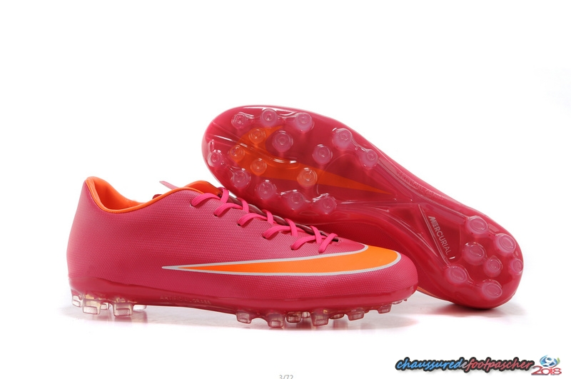 Nike Mercurial X Vapor AG Rose Orange