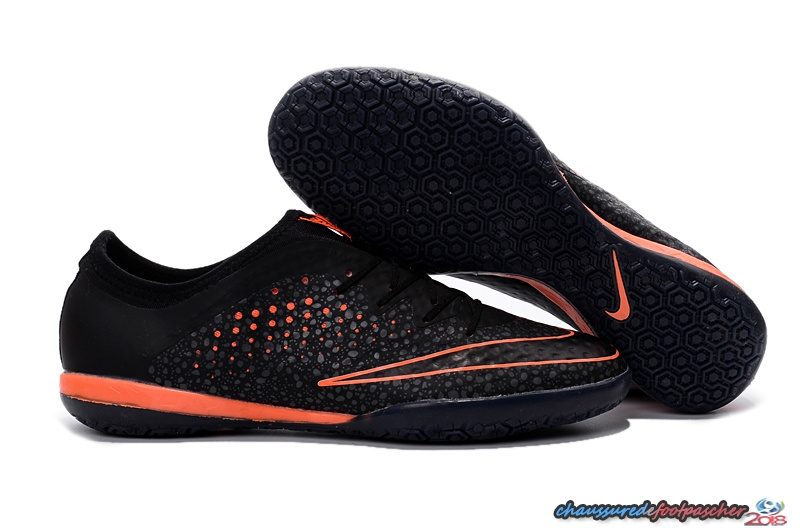 Nike MercurialX Finale INIC Noir Orange