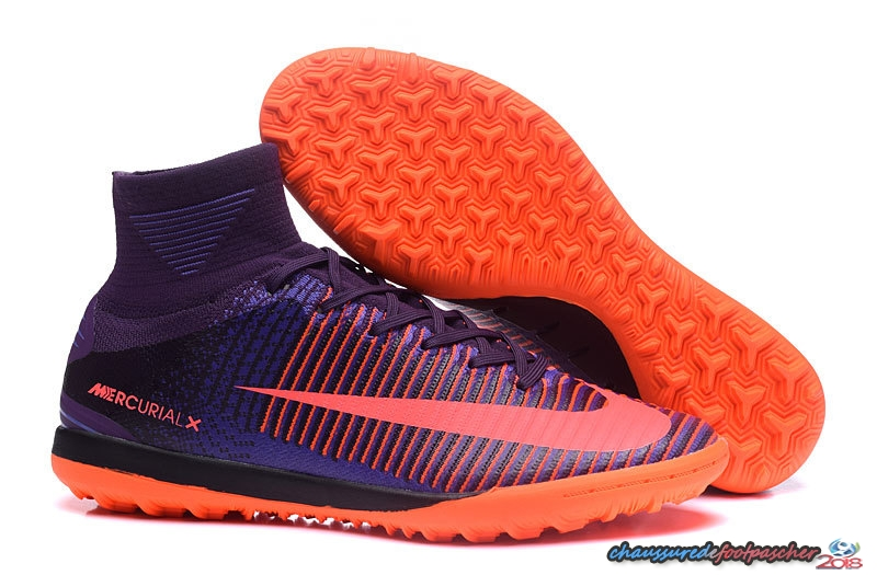 Nike MagistaX Proximo II TF Pourpre Orange