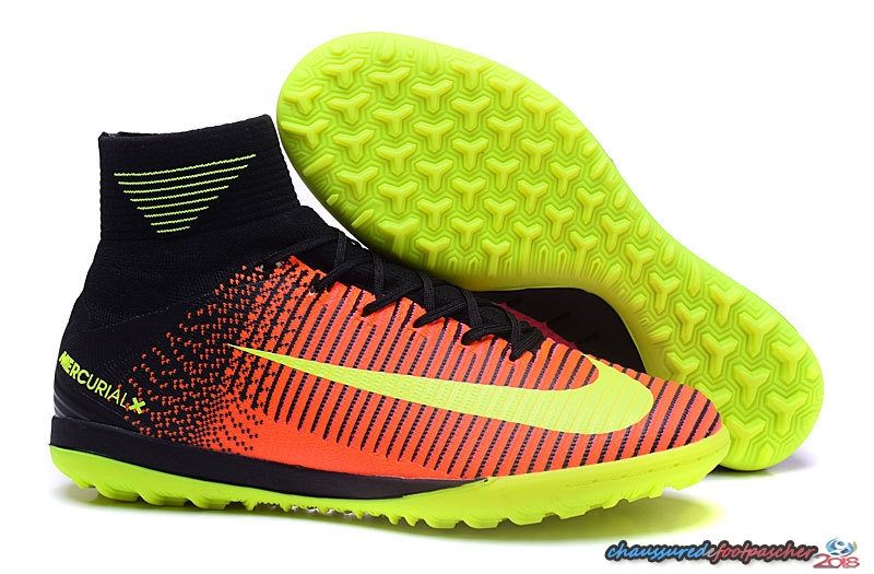 Nike MagistaX Proximo II TF Orange Rose Jaune